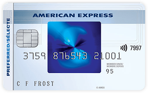 Marriott Bonvoy American Express Card