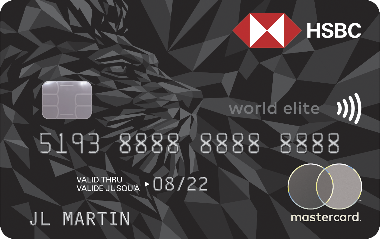 HSBC World Elite Mastercard