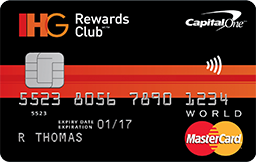Priority Club Rewards World Mastercard