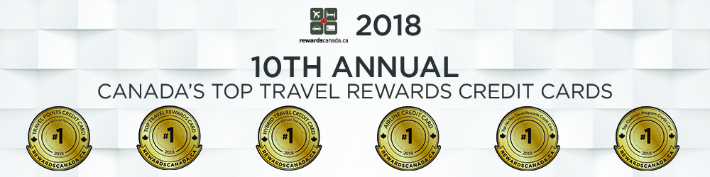 Canadas top travel rewards credit cards for 2018 reheart Images
